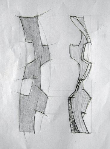 boceto La Línea